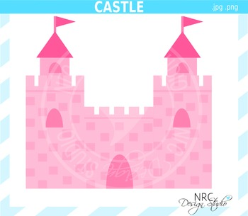 Castle clipart commercial use