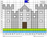 Castle Color Grid