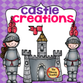 Castle Creations with Digital Activities