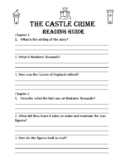 Castle Crimes - A to Z mysteries Reading Guide
