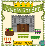 Castle Garden: An Arrays Activity