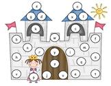 Castle Lowercase Alphabet Mat