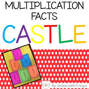Castle: Multiplication Facts Fluency