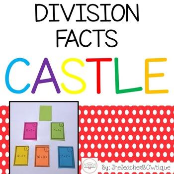 Castle: Division Facts Fluency