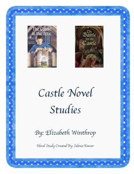 Castle Novel Studies Bundle