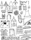 Castle Parts Worksheet