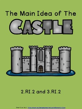 Castle Parts and Main Idea