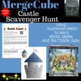 Castle Quest Scavenger Hunt with Merge Cube
