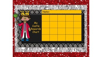 Castle Reward Chart