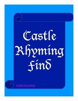 Castle Rhyme Find