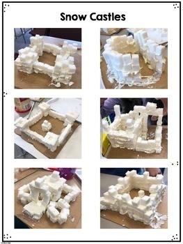 Castle STEM 10 Challenges