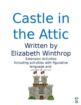 Castle in the Attic: Figurative Language and Context Clues Activities