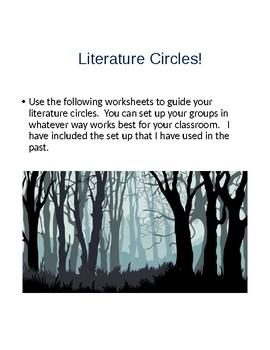 Castle in the Attic: Literature Circles
