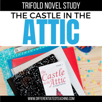 Castle in the Attic Foldable Novel Study Unit