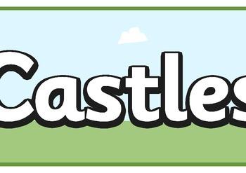 Castles Display Banner