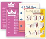 Castles Unit Study   Queens, Kings, Castles, Fairy Tale Unit   Medieval Study