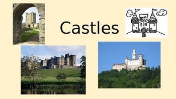 Castles powerpoint