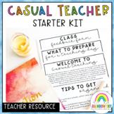 Casual Teaching Starter Kit ( New Teacher, Substitute / Re