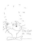 Cat Alphabet Dot to Dot