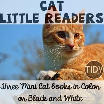 Cat Book: Little Readers