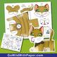 Cat Craft Activity | 3D Paper Model