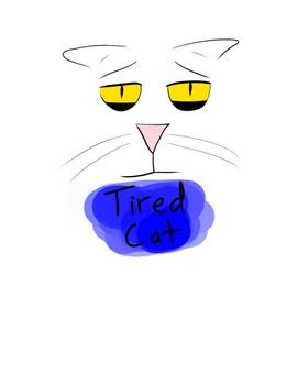 Cat Emotion Faces Full