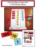 Cat Hat Place Value Mat & Craftivity Game