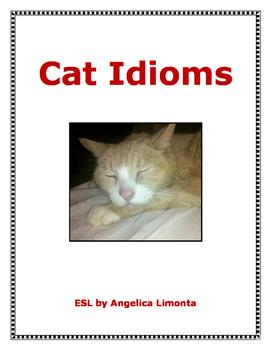 English: Cat Idioms