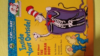 "Cat In The Hat Book ""Inside My Outside"" - Lesson Plan and"