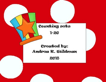 Cat In The Hat Inspired Counting Sets 1-20