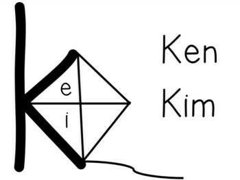 Cat/Kite Visuals for Spelling