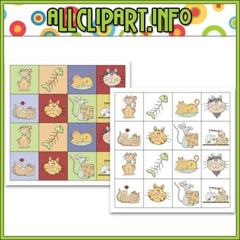 Cat & Mouse Memory Game