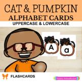Cat & Pumpkin Alphabet Cards