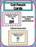 Cat Punch Cards