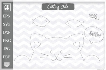 18+ Cat Kitty Face Svg File For Cut Design