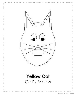 Cat Themed Behavior Clip Chart AND Take Home Behavior Chart