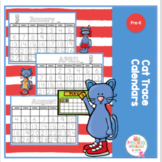 Cat Trace Calendar