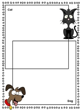 Cat Versus Dog: A Point of View Comparison Activity
