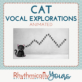 Cat Vocal Explorations - Animated