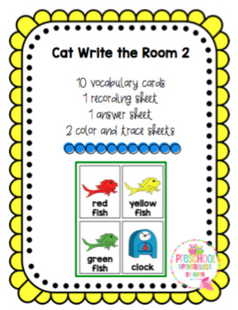 Cat Write the Room 2