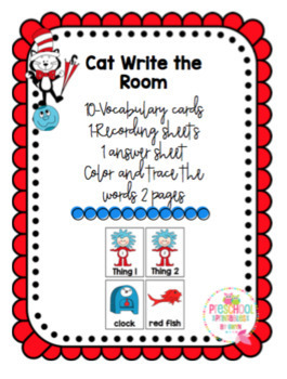Cat Write the Room