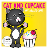 Cat and Cupcake Craft