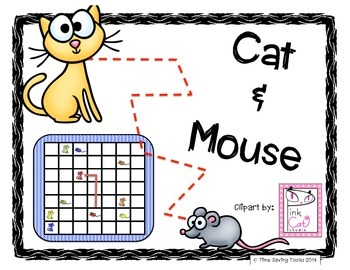 Cat and Mouse: Brain Game