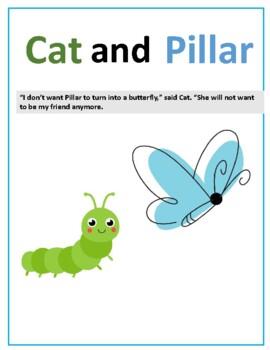 Cat and Pillar