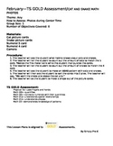 Cat and Snake Math Photos Teaching Strategies GOLD® Aligned Lesson Plan