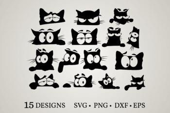 Download Cat bundle svg,cat svg,cat clipart,cat vector,cat ...