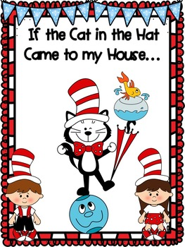A Cat that Wore A Hat Craft for Read Across America Week: March Craft