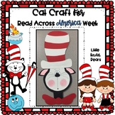 A Cat that Wore A Hat Craft for Read Across America Week: