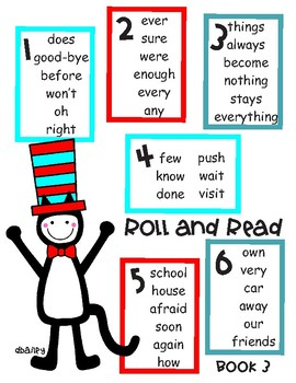 Cat in Hat Roll and Read for Reading Street Gr. 1 Book 3 (2007)