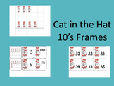 Cat in the Hat 10's Frames